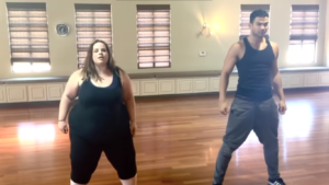Танец этой девушки бьет все рекорды!